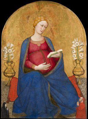 Madonna del Parto,  Antonio Veneziano