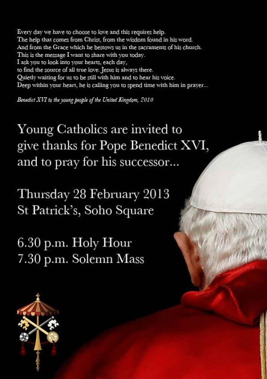 Image@http://thineownservice.wordpress.com/2013/02/24/an-invitation-to-young-catholics/
