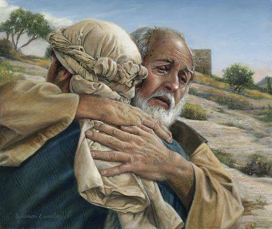 The Prodigal Son returns