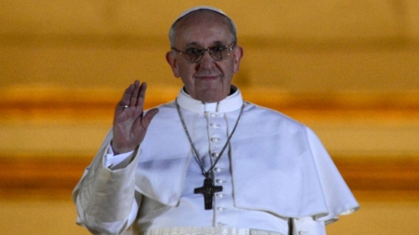 POPE FRANCIS, THE POPE OF 'FIRSTS'.