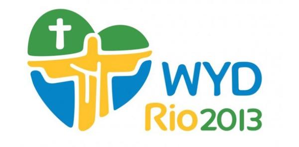 Offial WYD logo found @http://wydcentral.org/wyd-rio-2013-official-logo/
