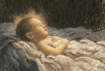 Christ our Saviour is born.