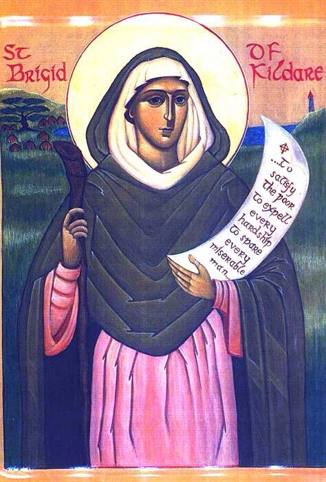 St Bridget of Ireland