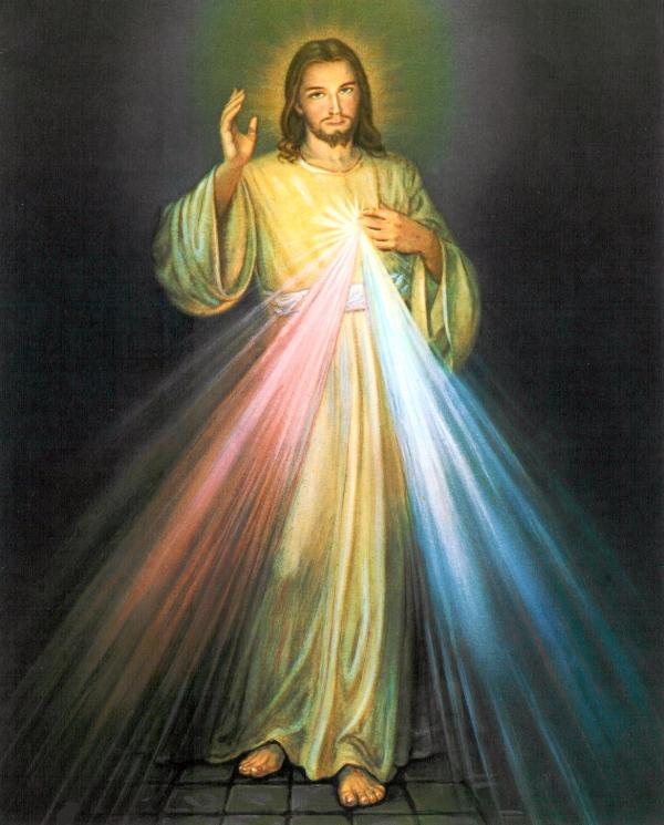The Divine Mercy of Christ