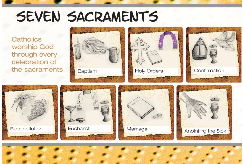 Gifts in kind accounting definition 7 sacraments