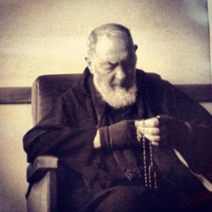 St.Padre Pio and the Rosary